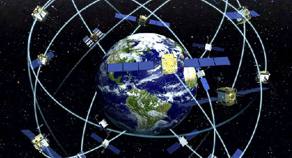 GPS measurement and recording - GNSS